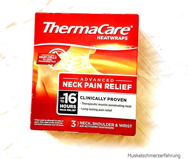 Therma Care Wärmepflasterpackung